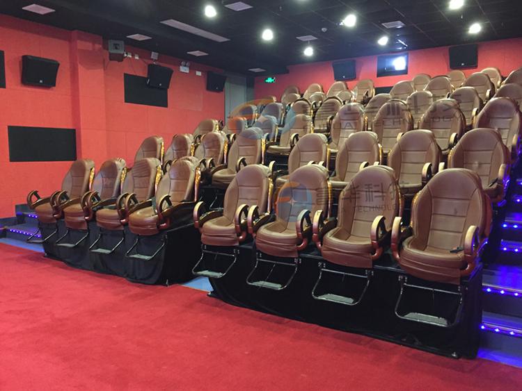 武汉黄石4D动感影院48座