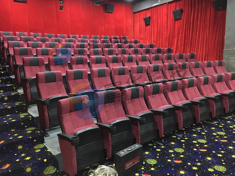 东莞市东城区2D/3D影院77座