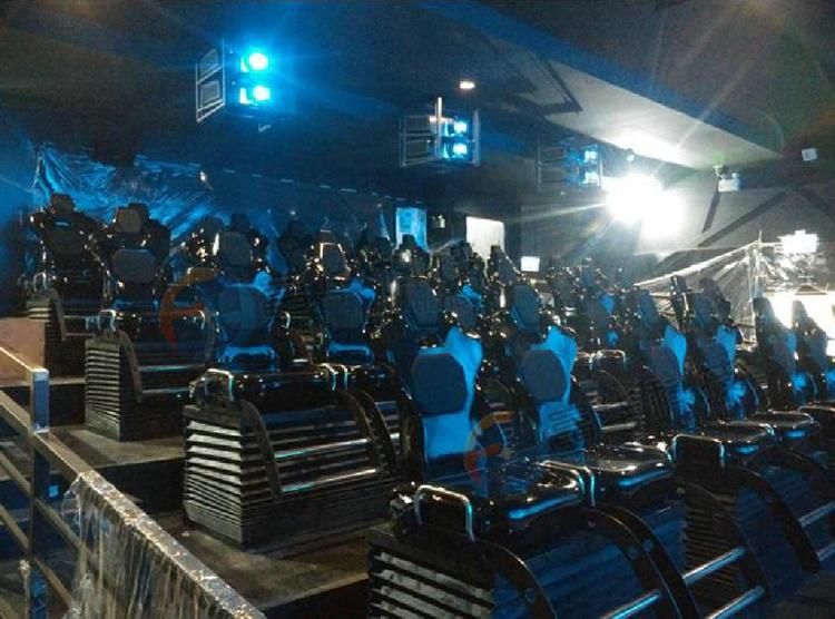 泰国清迈4D动感影院40座