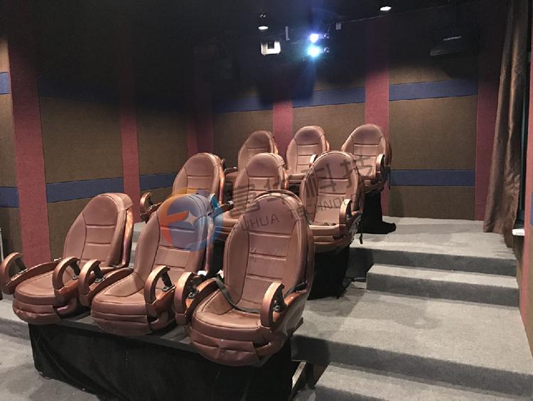 黑龙江牡丹江7D动感影院9座