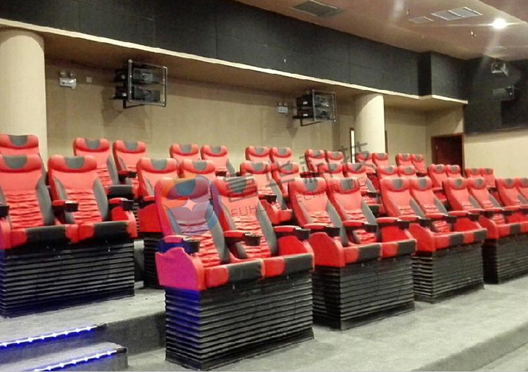 四川巴中4D动感影院36座