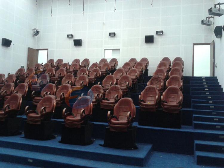 新疆石河子4D动感影院30座