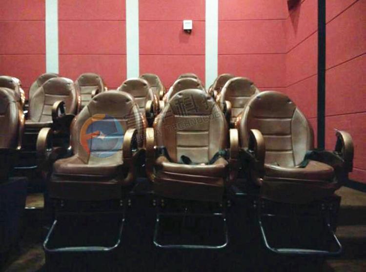 山西吕梁5D动感影院21座