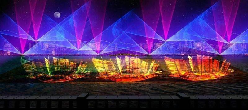 创新+景区夜游 高科技赋能为文旅演艺注入新生命