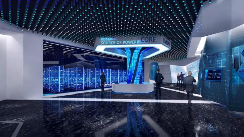 5G数字展厅展馆设计
