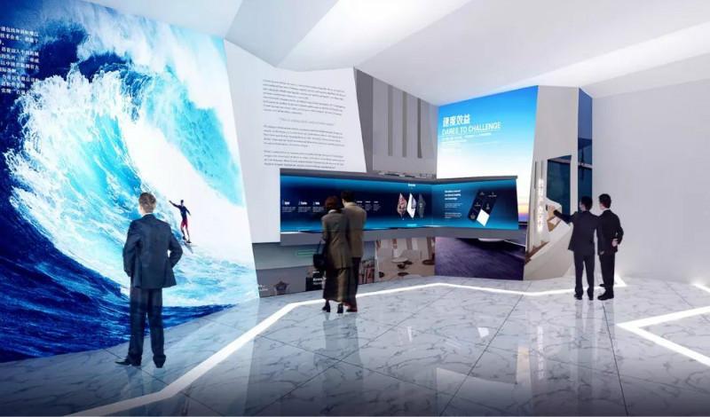 展厅设计营造吸引力的视觉空间