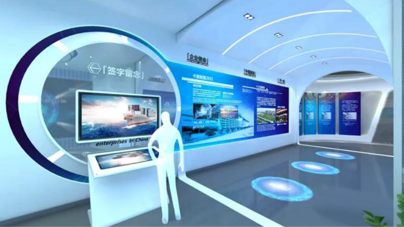 展厅设计之展厅制作整体布局