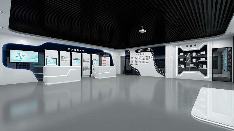 展馆展厅设计中色彩的重要性