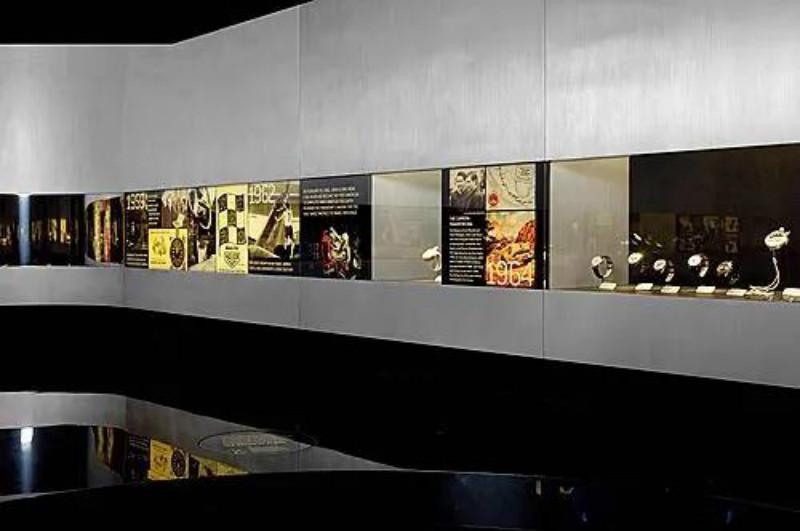 沉浸式体验博物馆的五大多媒体展项