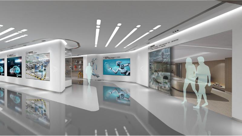 """展厅的""""设计与功能""""一个都不能少"""