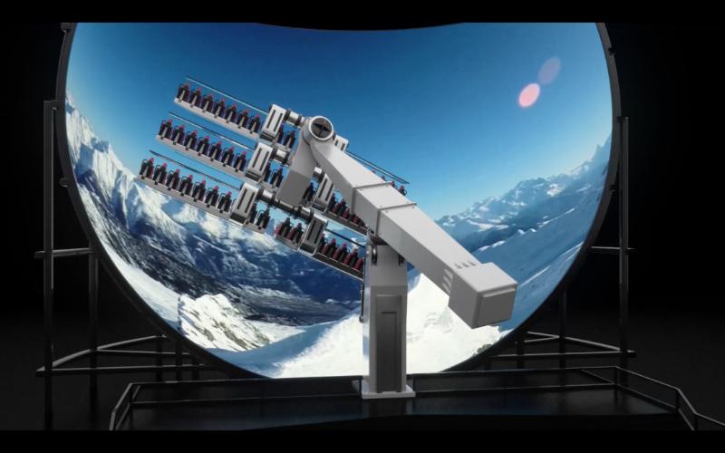 飞行影院如何发展?看飞行影院应用研判行业未来