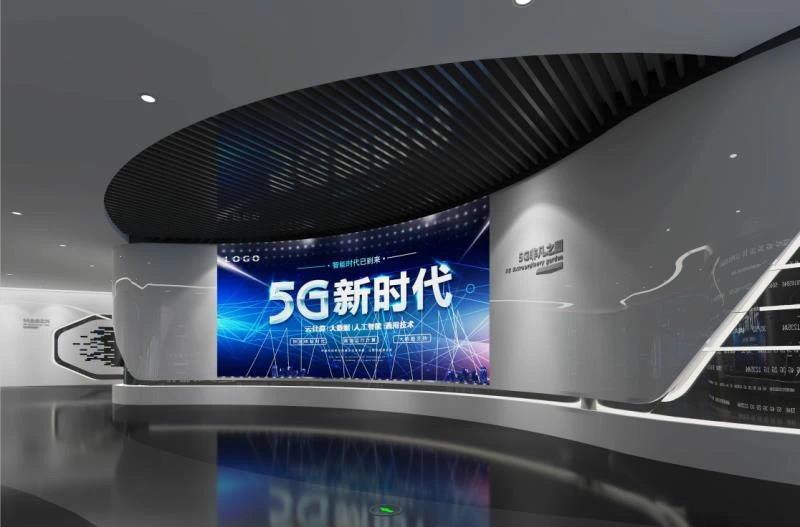 企业展厅设计绝对不能大概、粗略设计