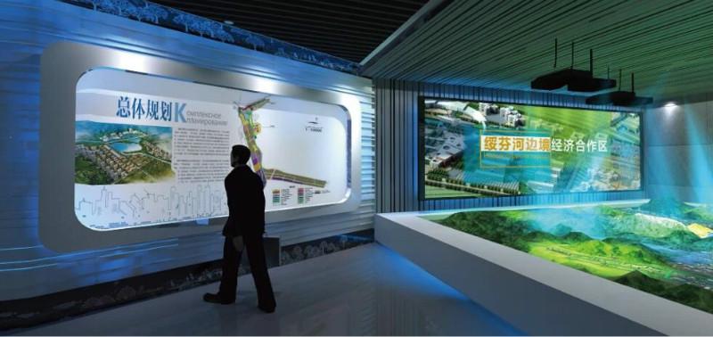 企业展厅设计,专业展厅设计公司都是这样做!