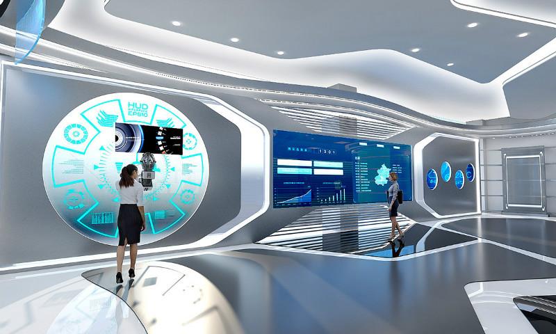 企业展厅设计该如何做?
