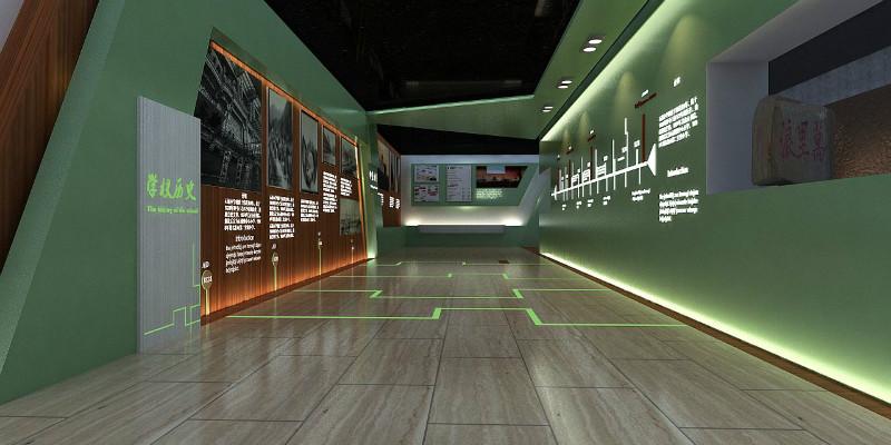 展厅展馆的设计理念你知道吗?