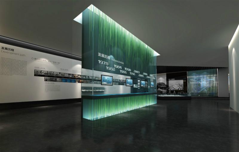 企业展厅如何设计才能更加有吸引力