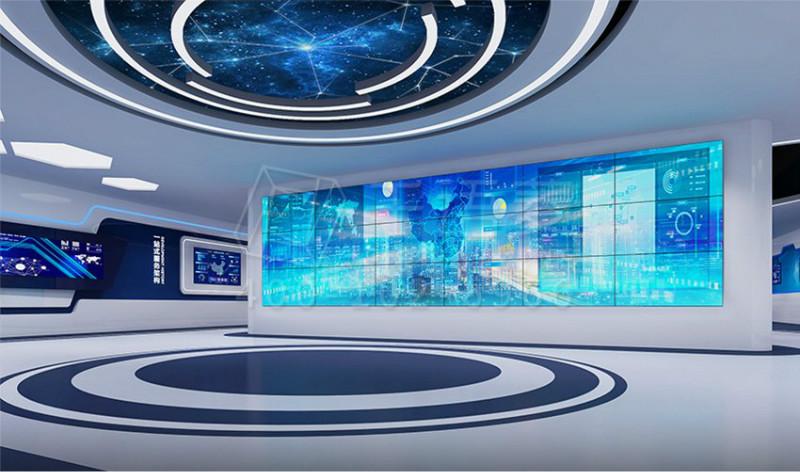 展馆设计公司-西安展厅设计
