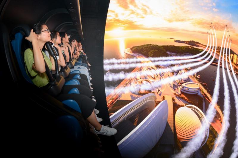 富华科技-飞行影院-各类特种影院定制服务技术源头