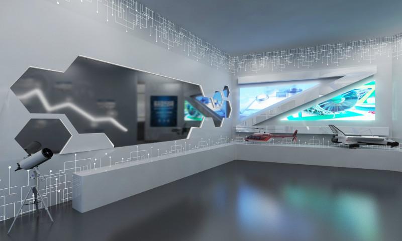 展厅设计公司-富华科技专注展览展示19年