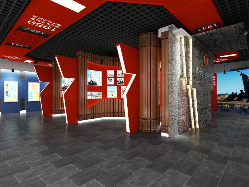 廉政展厅设计/党建展厅设计哪家好?