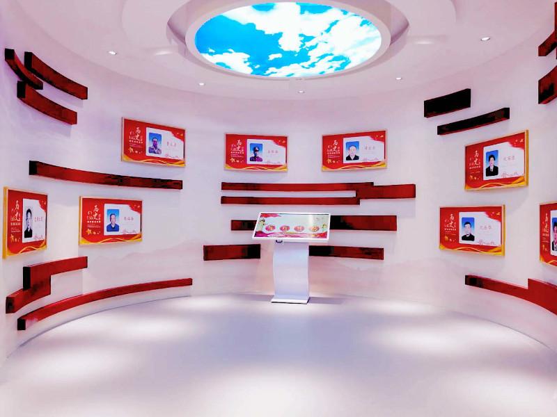 展厅设计公司在企业展厅设计中遵循的几大原则