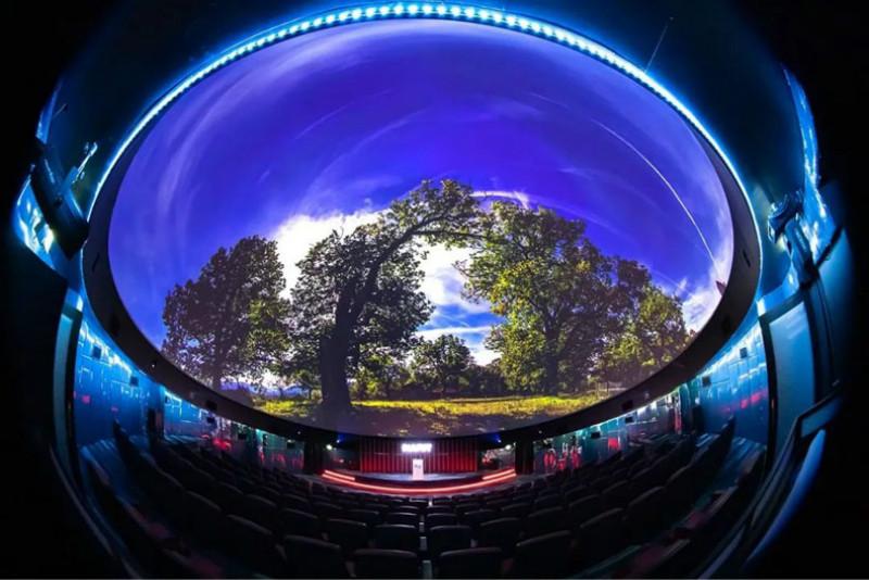 球幕影院—最适合科普电影的影院