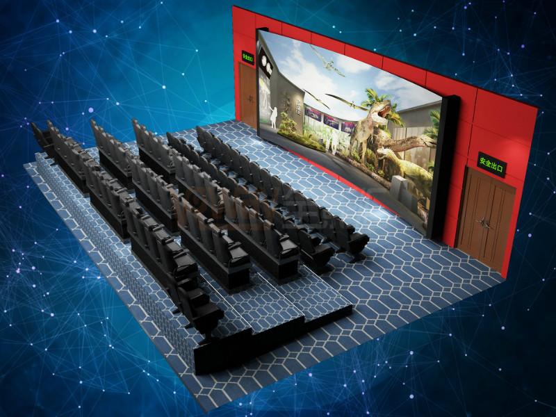 4D影院:成功建设动感4D影院的要诀