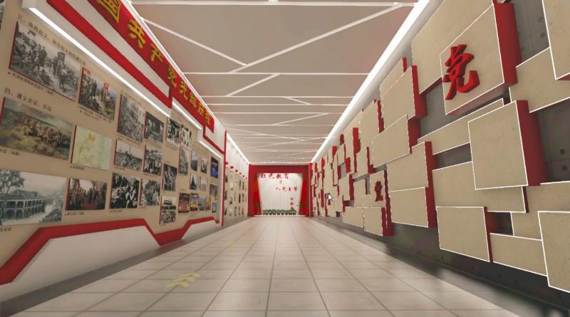 党建展厅设计必须了解的几个要点!