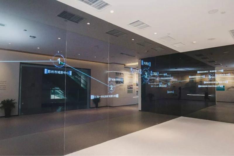 相城经济技术开发区规划展示馆漕湖展厅