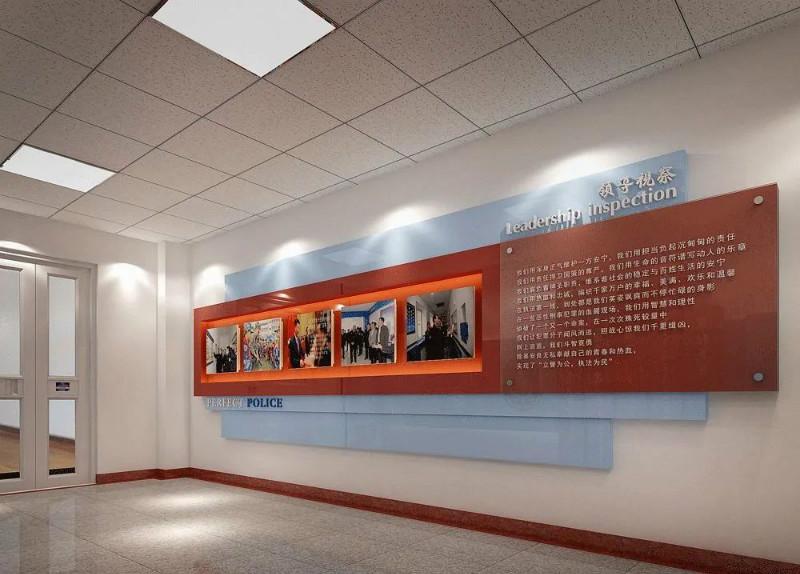 党建馆设计如何展现视觉效果与科技感?