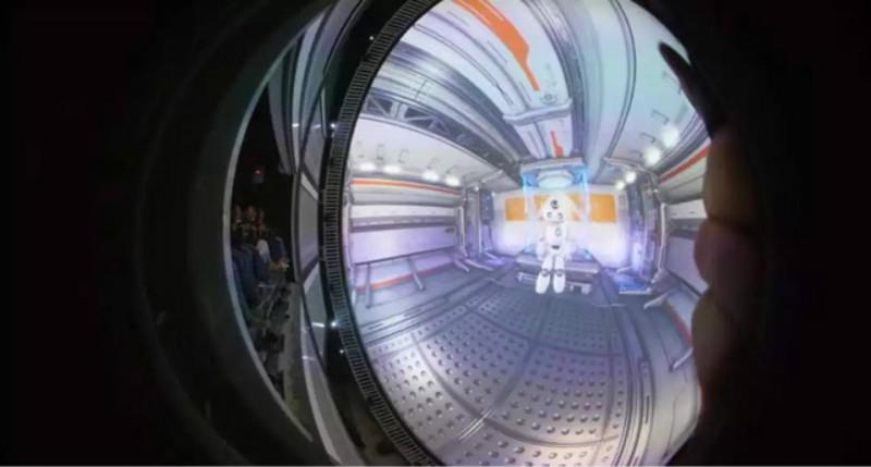 世界级飞行影院:Masan Robot Land韩国马山机器人主题乐园
