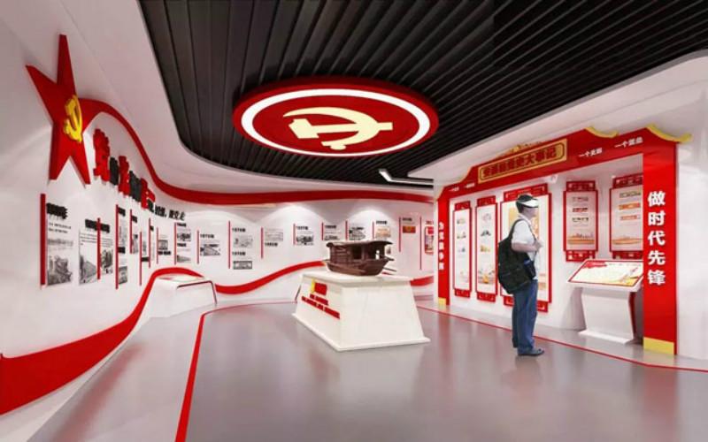 VR党建展厅 ——让红色文化教育深入人心