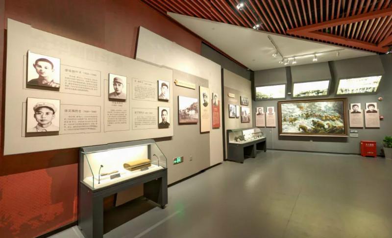 展馆设计行业案例分享:金华革命烈士纪念馆正式对外开放!