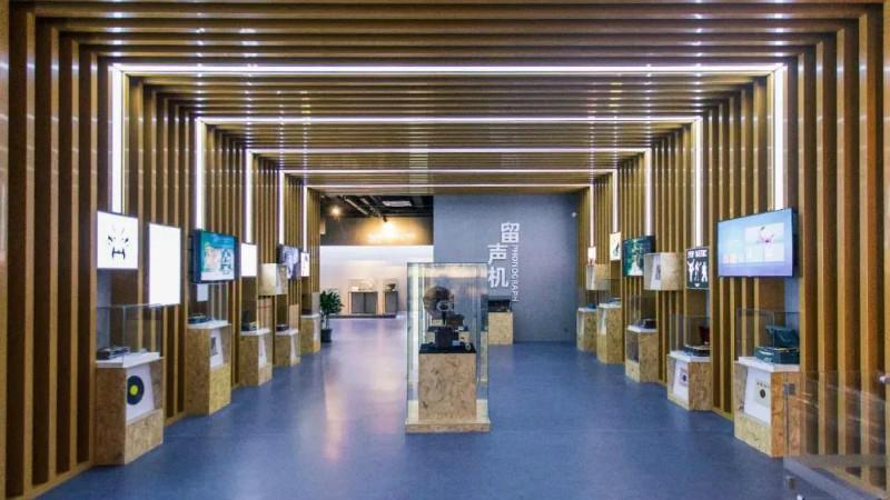 展馆设计行业案例分享:传媒博物馆正式亮相成都影视城!
