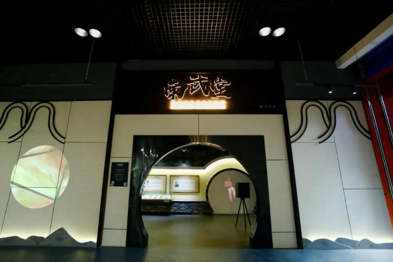 展馆设计行业案例分享:岭南功夫文化体验馆