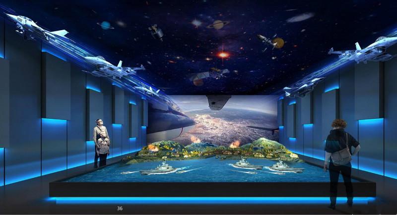 企业文化展厅设计方案
