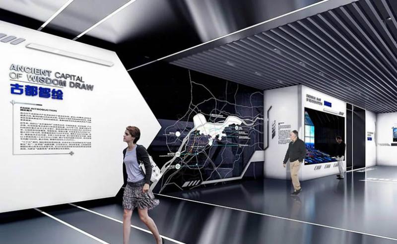 线上虚拟展厅,数字化时代下的产物