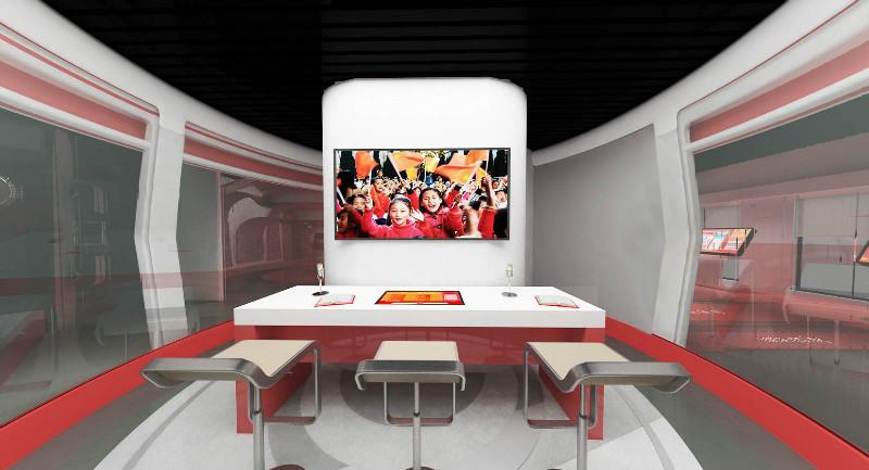 多媒体数字化展厅还原最真实的场景