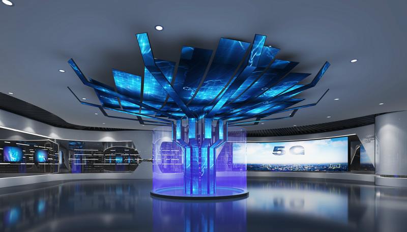 多媒体数字展厅科技与文化的碰撞!