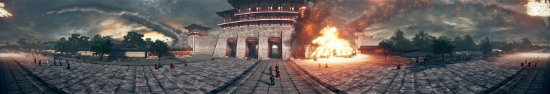 五一小长假重磅出击——大型VR多媒体实景剧《杨贵妃与唐明皇》正式运营!